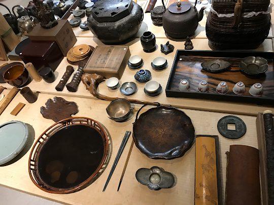 岡山県で骨董品の高価買取は骨董買取専門夢商人